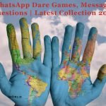 Best WhatsApp Dare Games and messages