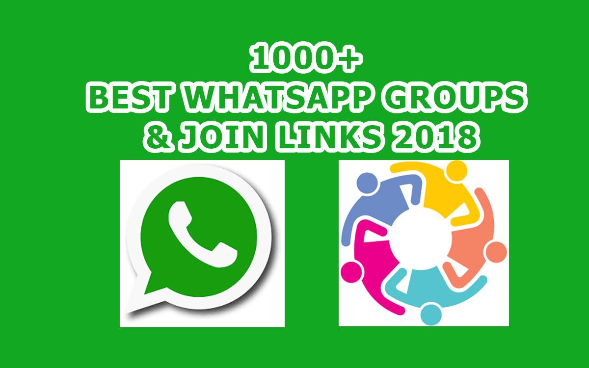 best whatsapp group