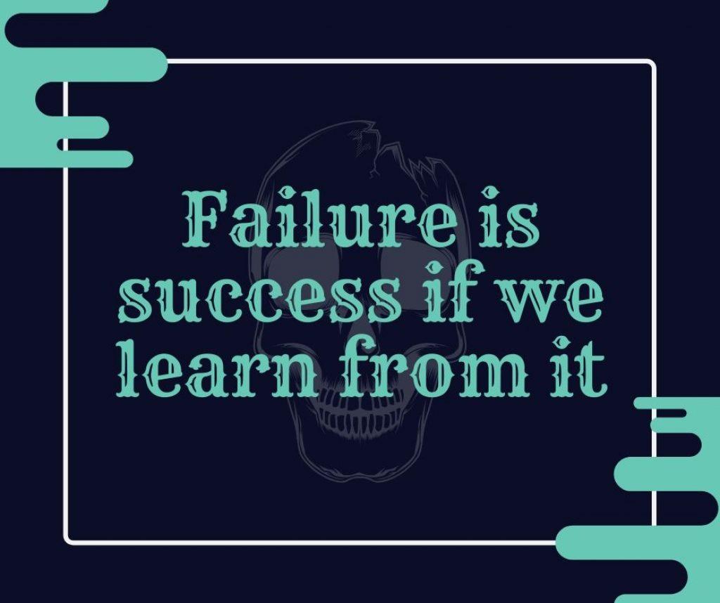 Famous Quotes about Failure