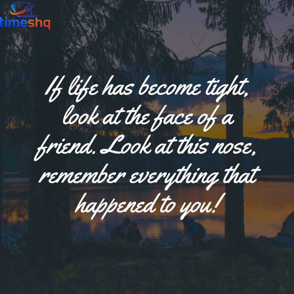 If Friendship Goals Quotes