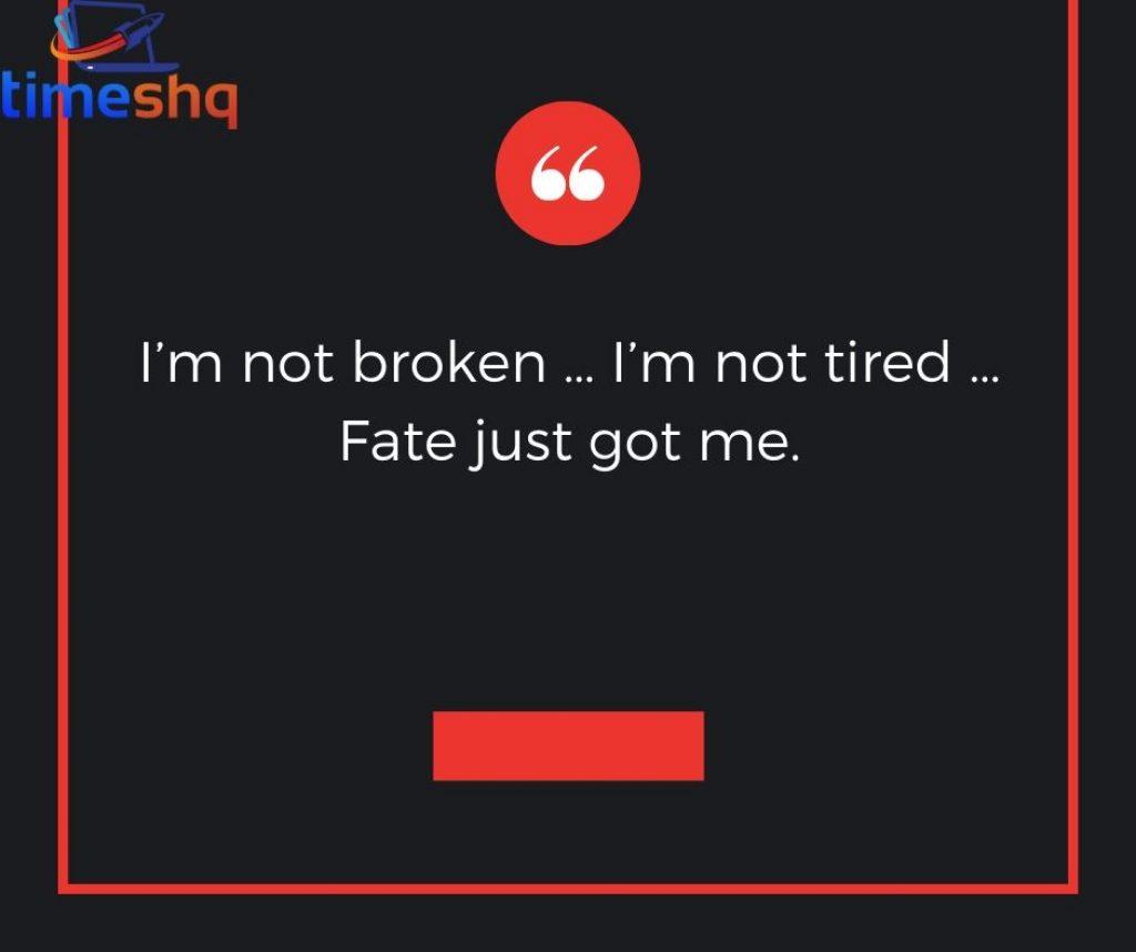 One Line Hurt Status