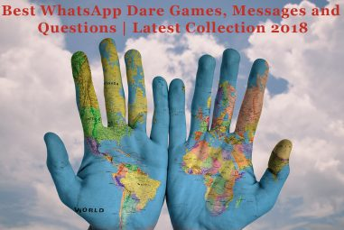 Best WhatsApp puzzles – Dare Games {Latest Collection 2020}